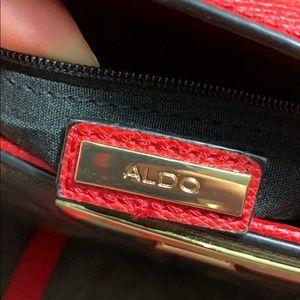 Aldo Bags - Aldo purse very stylish ! black / red